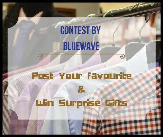 Participate and Win Surprise Gift from Blue Wave