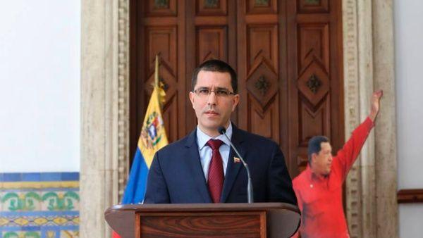 Venezuela acusa a España de parcializar asuntos internos