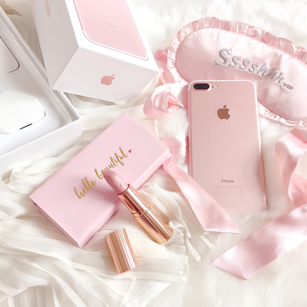 Love, Catherine   iPhone 7 Plus Rose Gold Camera Review