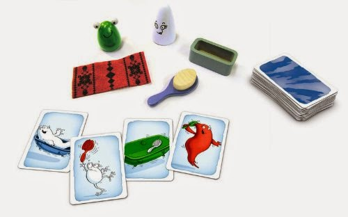 Ghost Blitz 2 by Zoch Verlag  - Board Game Components