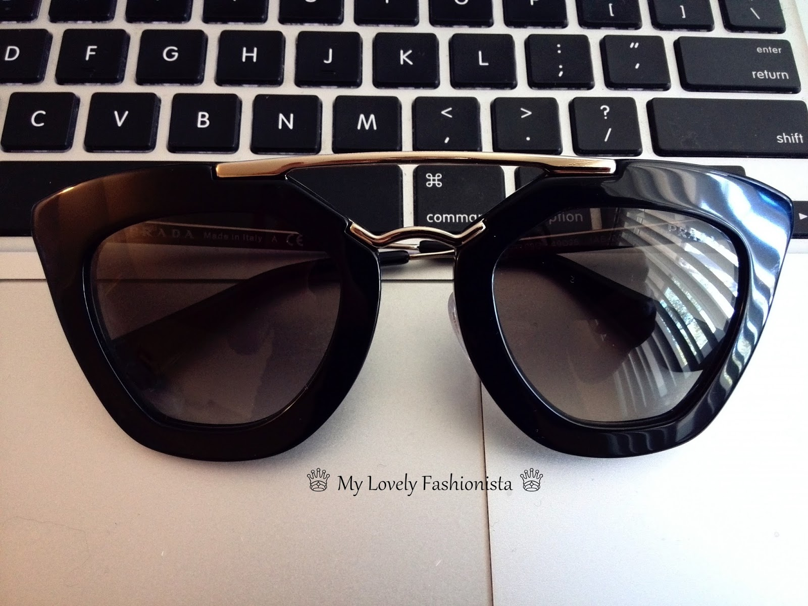 a9d7c668911 Prada Cat Eye Sunglasses - ♕ My Lovely Fashionista ♕