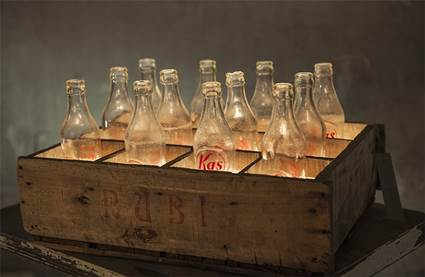 Lamps With Glass Bottles 4