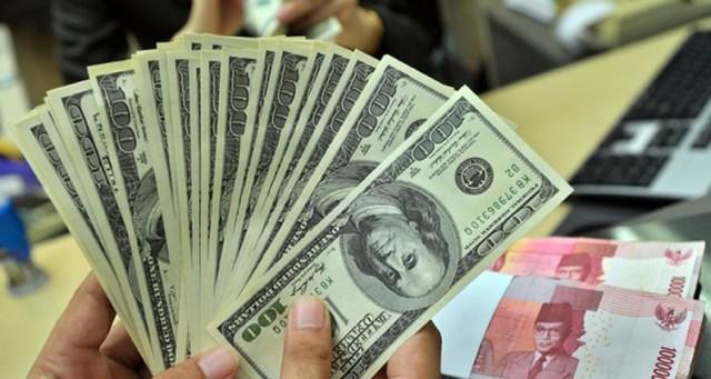 Rupiah Menguat, Cadangan Devisa November Naik US$2 Miliar