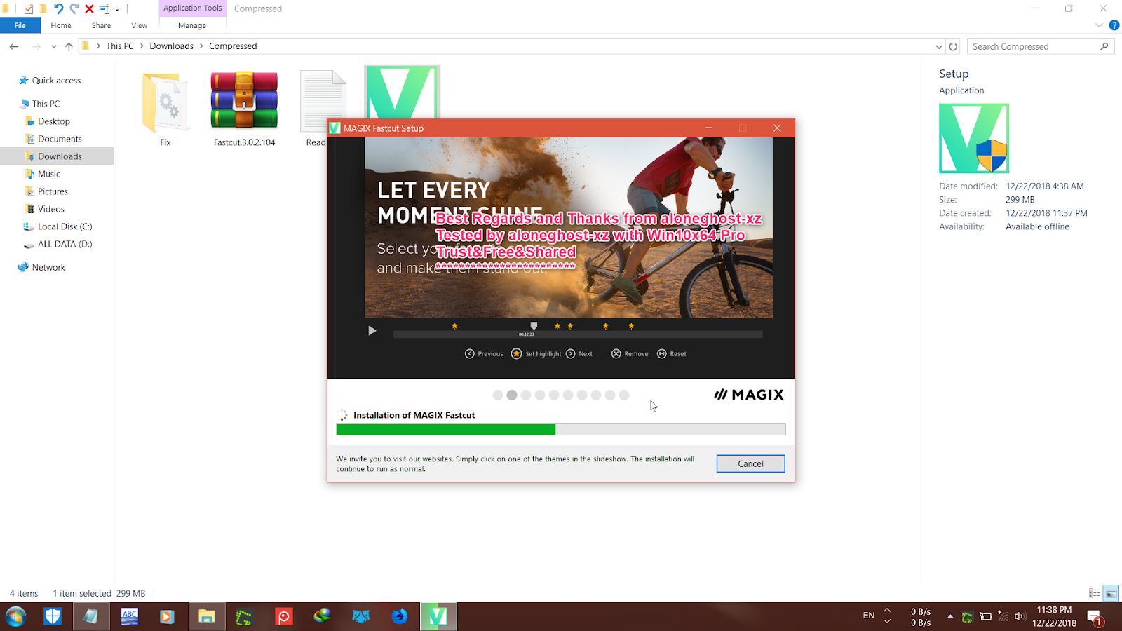 magix fastcut download