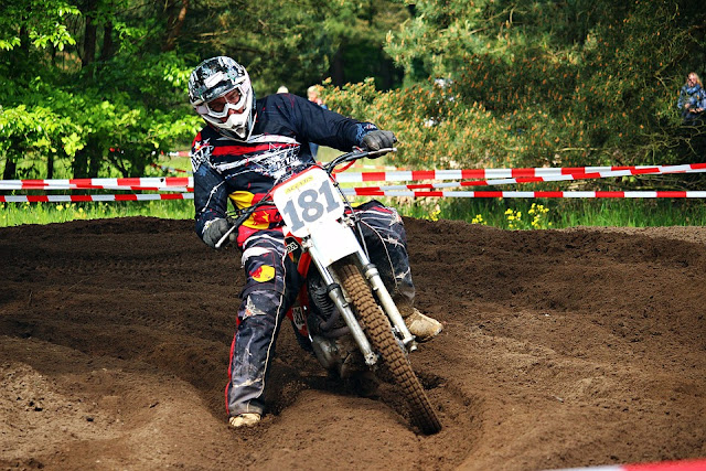 Rally y motos Enduro