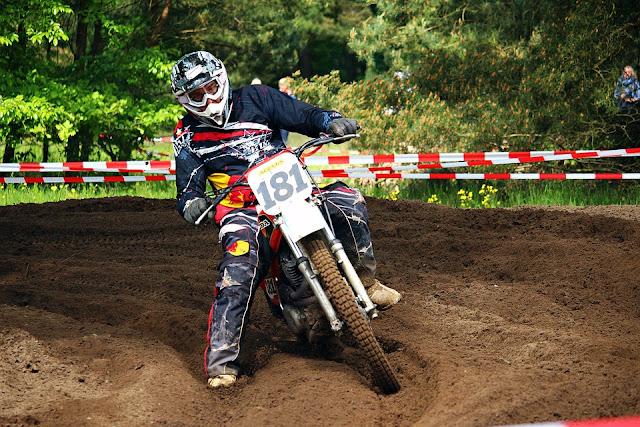Rally y motos Enduro