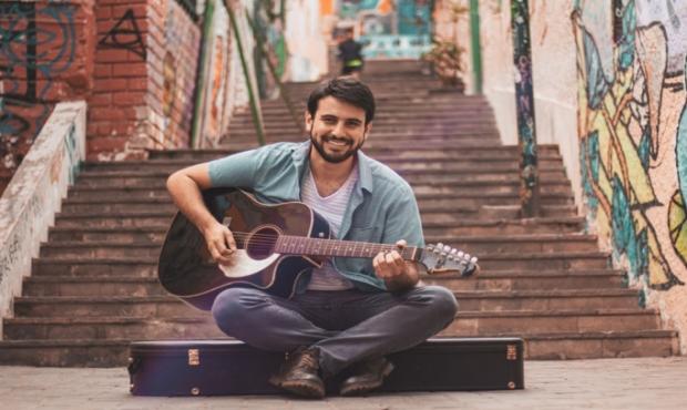Artistas peruanos en concierto gratuito
