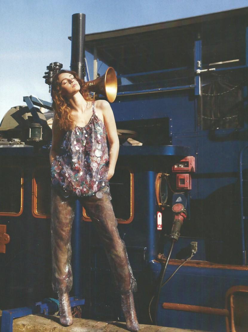Giorgio Armani Coleção de Verão 2019