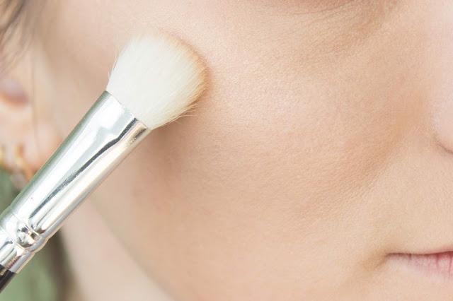 Повседневный макияж бюджетной косметикой: шаг 14