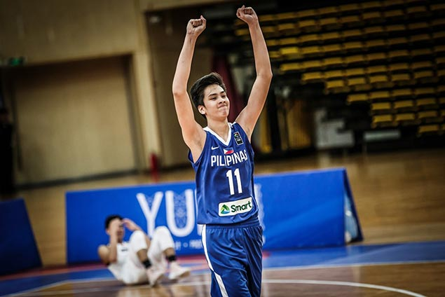 LOOK: 2018 FIBA Under-17 World Cup Team Standings