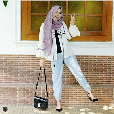 Gaya Modern Tutorial Hijab Dan Trend Fashion Terbaru