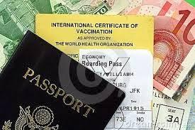 documentos necessários para o embarque em viagens