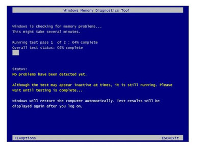 How to Run Memory Diagnostic Tool to fix Memory Related Problems