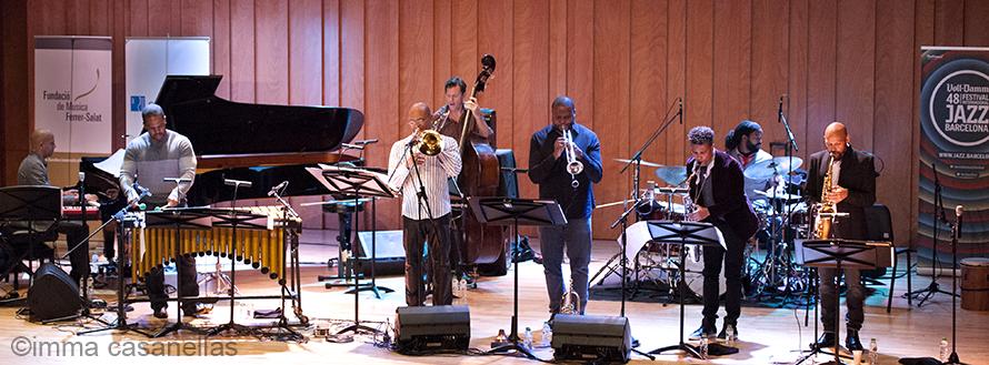 San Francisco Jazz Collective, Conservatori del Liceu, Barcelona 2 de novembre de 2016