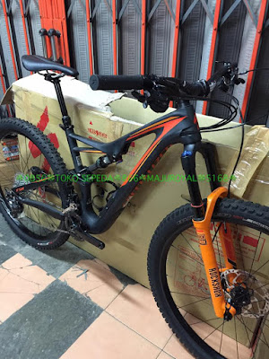 Specialized Stumpjumper Fsr Comp Carbon650b