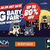 LAZADA BIG BABY FAIR 2018 DAN  KONTEST #LAZADABABYSPY DI INSTAGRAM LAZADA MALAYSIA