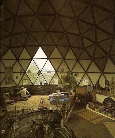 Moon To Moon Geodesic Domes