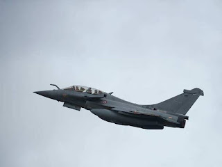 India received its 1st Rafale Fighter Jets