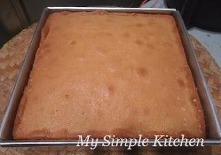 Resep Pound Cake