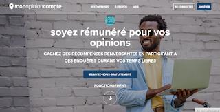 Sites de sondages rémunérés paypal