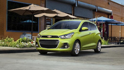 Next-gen 2017 Chevrolet Beat on road HD Wallpapers