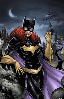 Bat-Girl Barbara Gordon