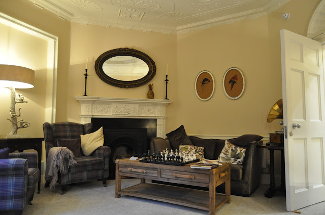 Days Away - Stay in Shrewsbury, Darwin's Townhouse, photo by Modern Bric a Brac