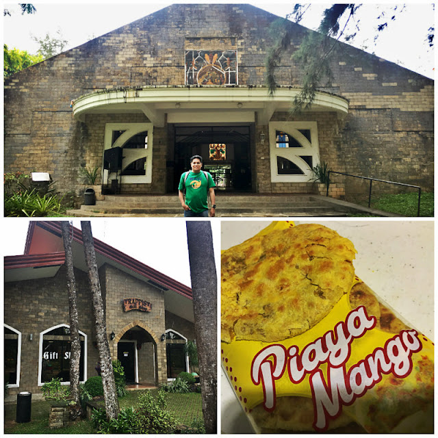 Trappist Monastery is not just a place for worship but it is also home to Guimaras' gift shop
