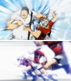 All Out! Episódio 4 anime