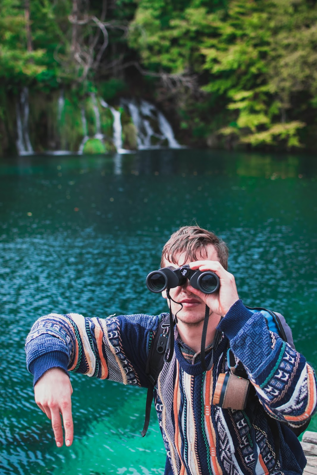Bird watching in plitvice