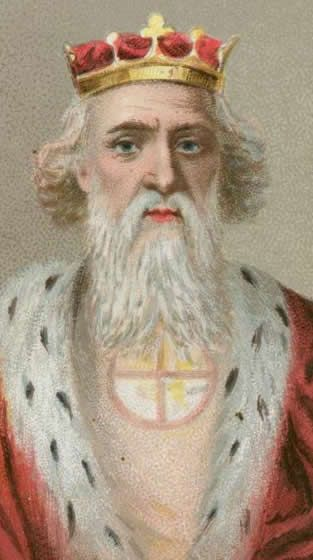 Edward The Confessor.  King Of England 1042-1066
