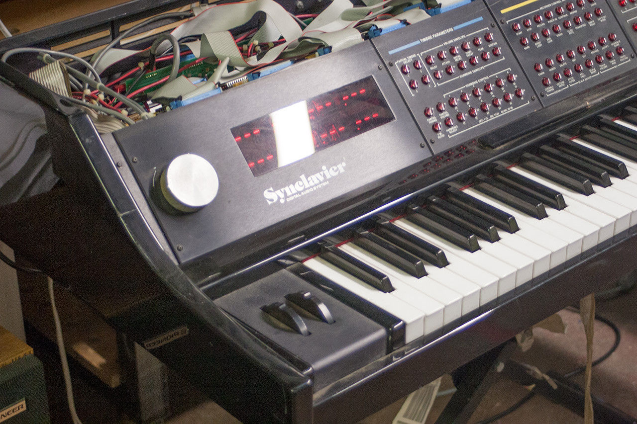 Your Latest Musical Purchase Vintage Synth Explorer Forums Andrewmartenscom Mmt8 Keypad Repair For Dummies Image