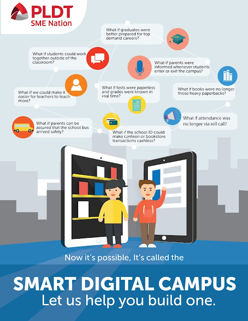 PLDT SME Nation Smart Digital Campus