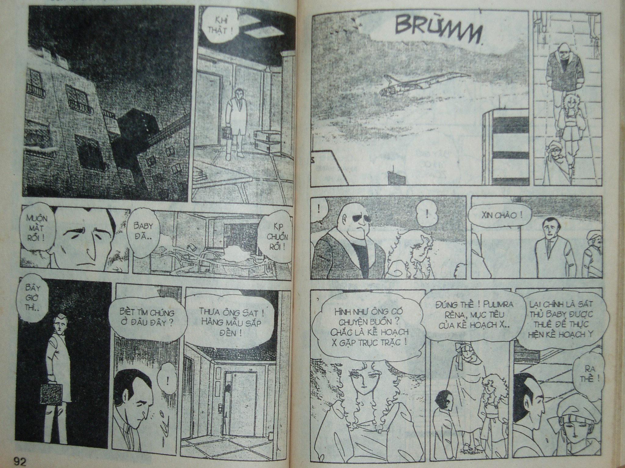Siêu nhân Locke vol 16 trang 45