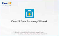 EaseUS Data Recovery Wizard Free screen 1