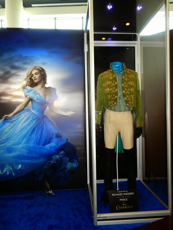 Disney Cinderella Prince movie costume