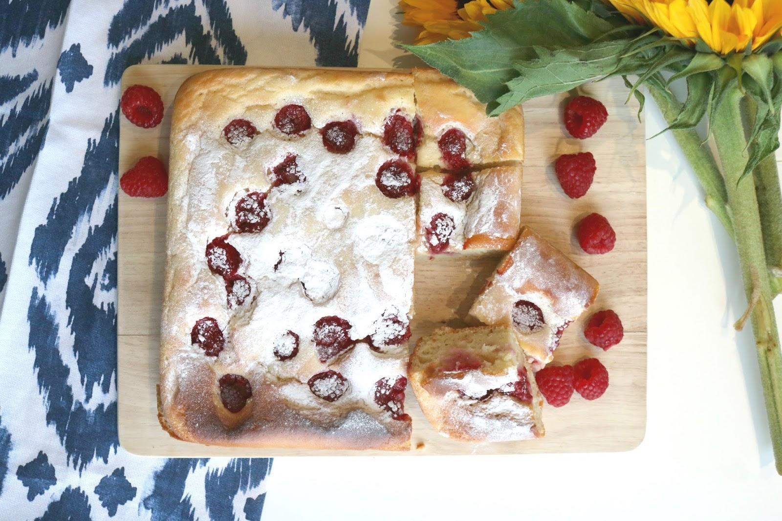 FRENCH YOGHURT CAKE