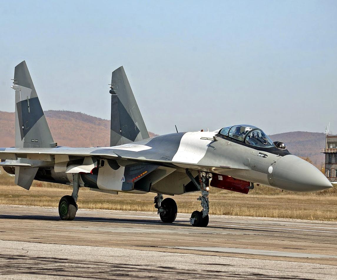 Su-35 TNI
