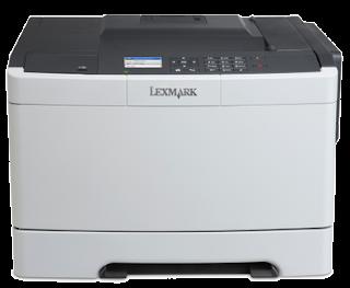 Lexmark CS410n Printer Driver Windows