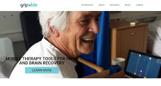 gripAble Provide Mobile Rehabilitation For Patients With Arm Disability