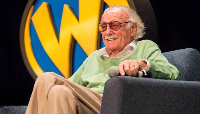 Stan Lee, da Marvel, morre aos 95 anos