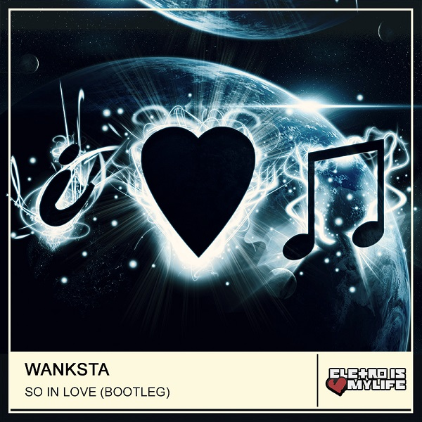 Malisha Bleau & Jackinori - So In Love (Wanksta Bootleg)