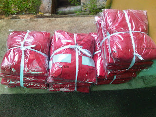 BAJU FIRE RETARDANT BAHAN COTTON 100%