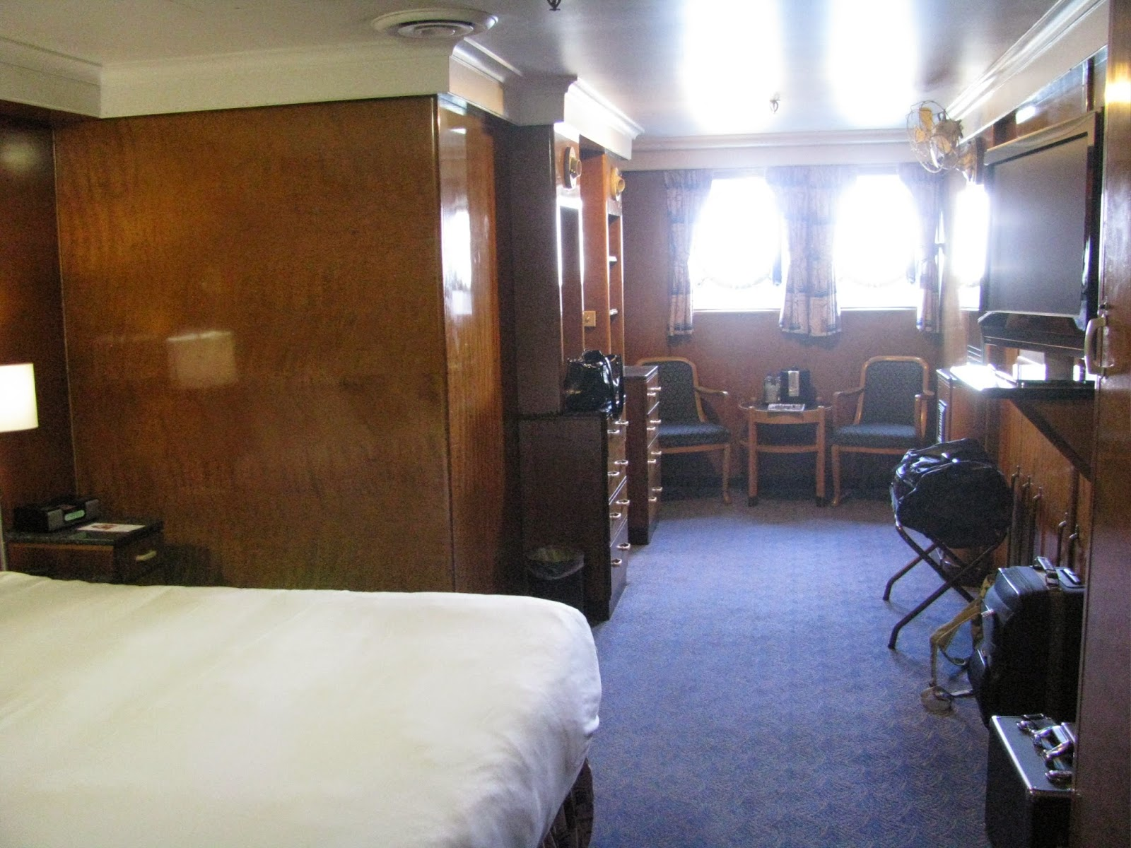 Onedaemon July 2014 Visit To The Queen Mary Hotel Room B433