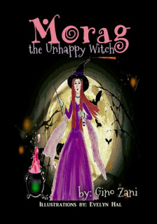 Morag the Unhappy Witch by Gino Zani