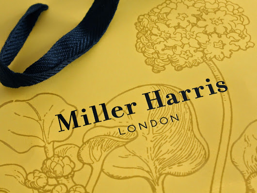 Miller Harris and The Burgundy Portfolio Fragrance and Wine Evening