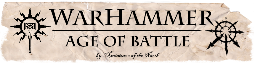 Warhammer Age of Battle