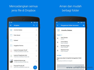 Dropbox Cloud Storage Apps Android