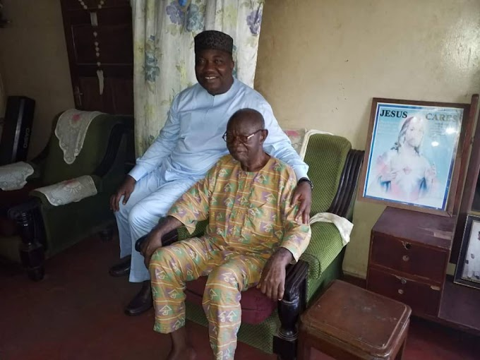 Mike Ejeagha endorses Gov. Ugwuanyi for second term