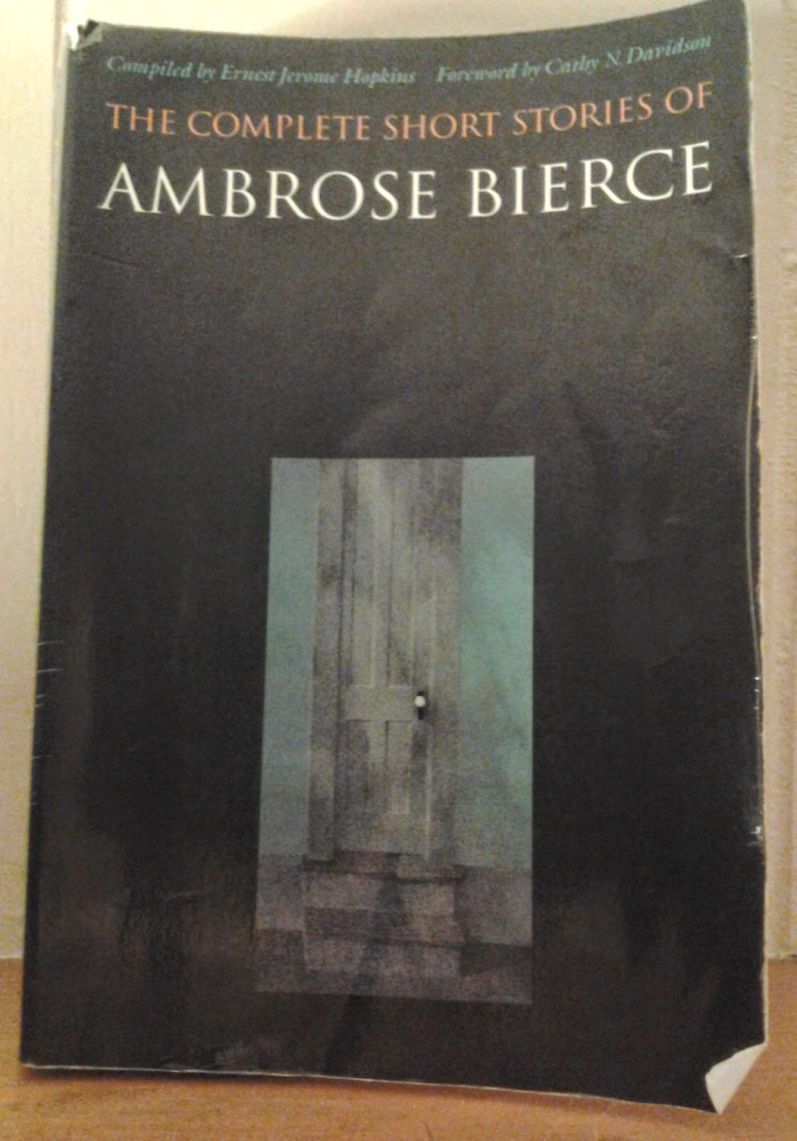 Book cover: Complete Short Stories of Ambrose Bierce